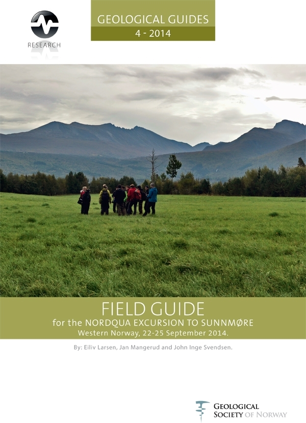Fieldguide - for the NORDQUA EXCURSION TO SUNNMØRE Western Norway, 22-25 September 2014.