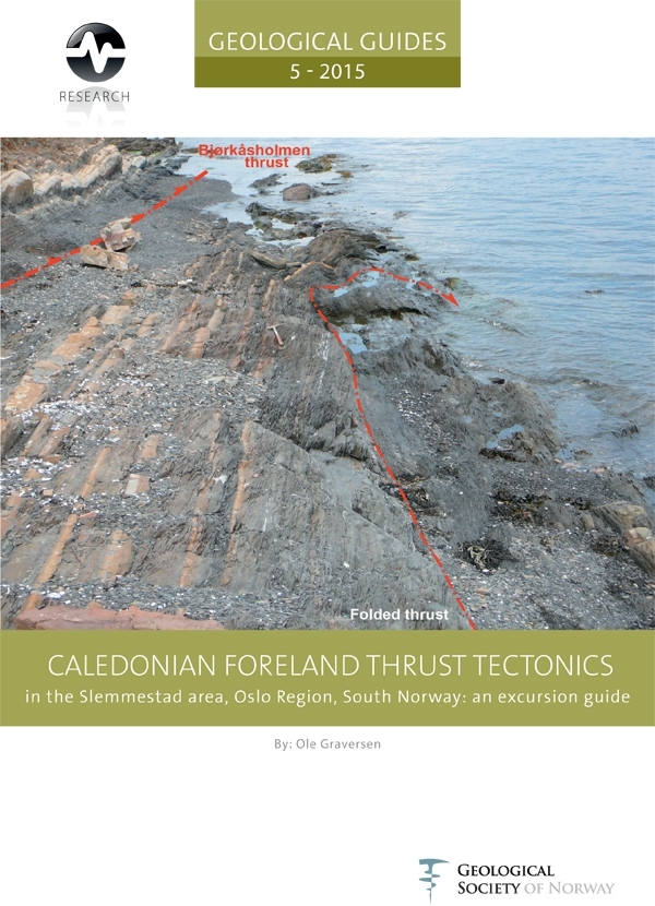 CALEDONIAN FORELAND THRUST TECTONICS - in the Slemmestad area, Oslo Region, South Norway: an excursion guide