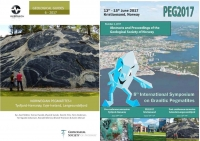 PEG2017 - 8th International Symposium on Granitic Pegmatites